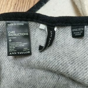 Ann Taylor Jackets & Coats - Ann Taylor draped wool cape